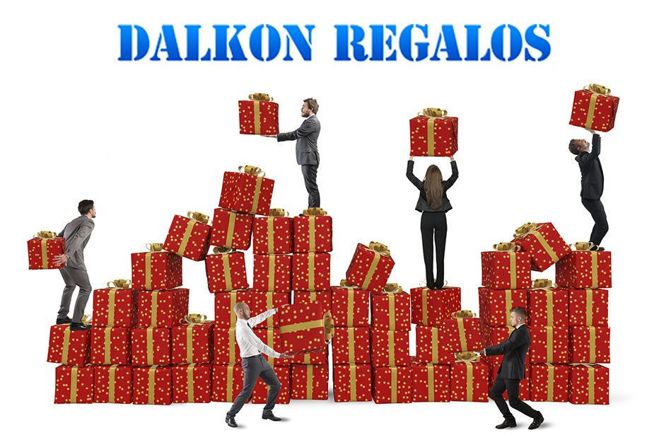 Las mejores ideas de regalos de Navidad para los clientes, por DALKON REGALOS