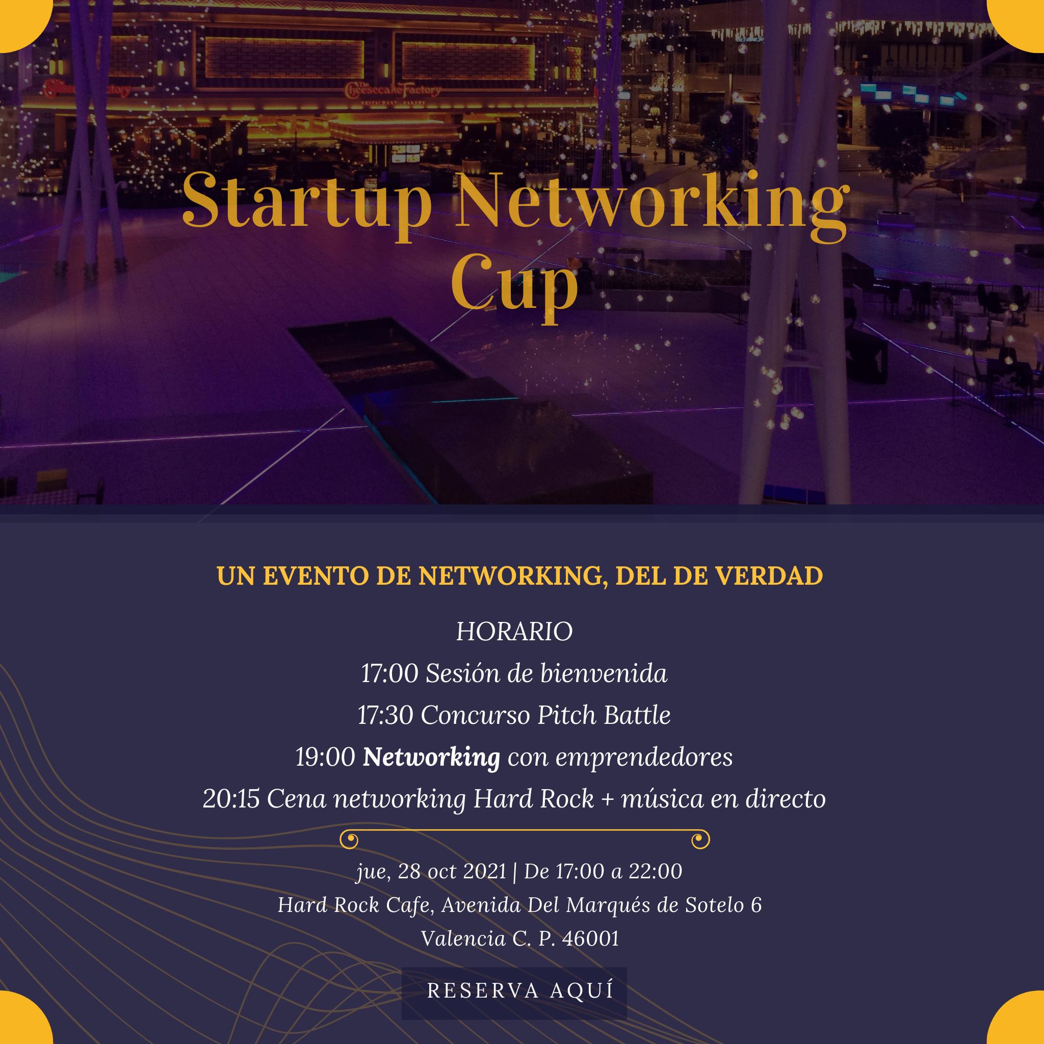 Fotografia Bitstartups evento Networking