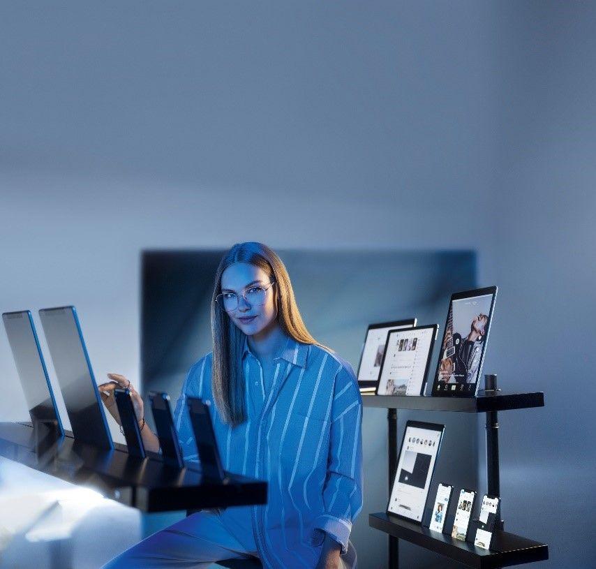 Fotografia La tendencia a la digitalización y el uso intensivo de