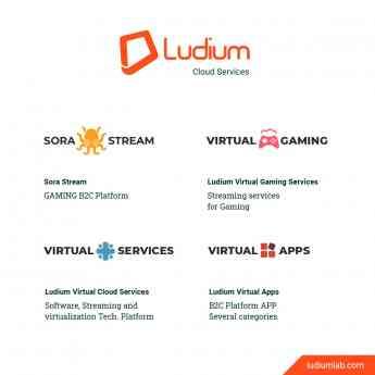 Ludium Lab Cloud Services