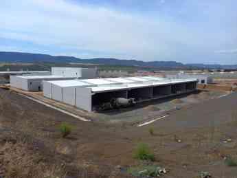 Construcción planta bioaceite renovable de Puertollano (Ciudad Real)