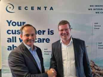 Firma del acuerdo entre de VASS con ECENTA AG