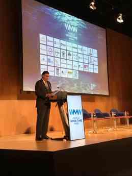 Aznar en la WMW