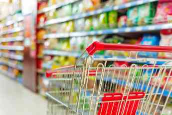 Productos más vendidos en Supermercados