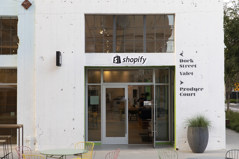 Fotografia Shopify