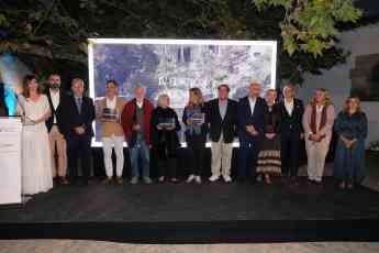 Ganadores de los premios, Junta Directiva de Essentially Mallorca (JD EM) y representación institucional