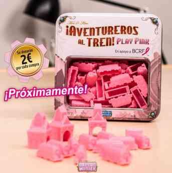 Aventureros al tren- Play Pink