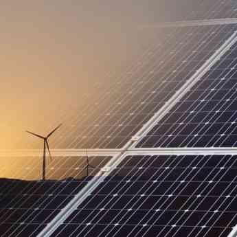Solar fotovoltaica eólica