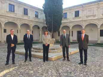 Convenio Fundación Marqués de Oliva (FMdO) con la Universidad de Alcalá de Henares (UAH)