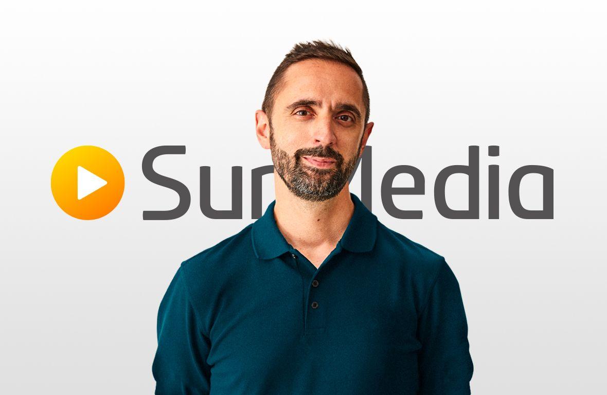 Juan Miguel Lapido se incorpora a SunMedia como Global Head of Creative Strategy, Design & Innovation