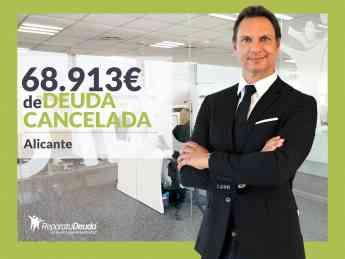 Javier Cárdenas, defensor del cliente en Repara Tu Deuda, líderes