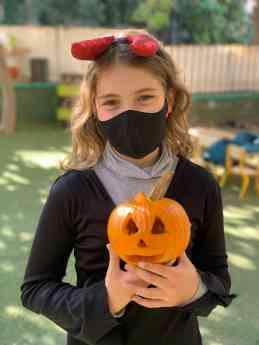Noticias Cultura | COVID-free American Halloween en English for Fun
