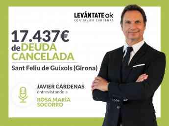 Javier Cárdenas, defensor del cliente en Repara Tu Deuda, líderes en la Ley de Segunda Oportunidad