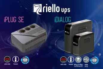 SAIs Riello UPS