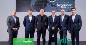 Wilo y Schneider Electric intensifican su colaboración con un