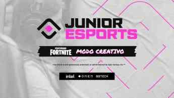 JUNIOR Esports Feature Fortnite Modo Creativo
